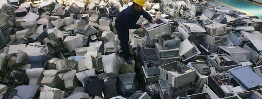 Evento no dia 14 de outubro, no Cetem e na USP, debaterá a reciclagem de lixo eletroeletrônico
