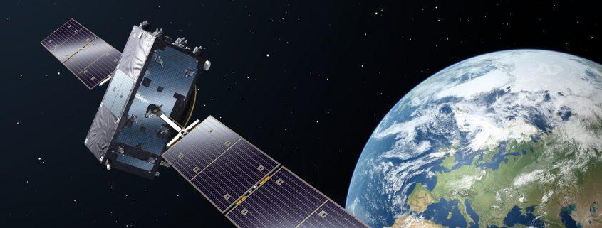 satélite telecomunicações